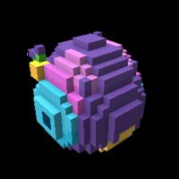 Dormant Pinata Dragon Egg (Trove - PC/PS4/XBOX)