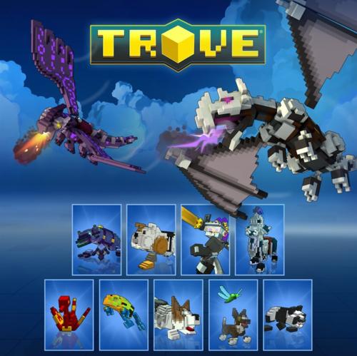 Double Dragon Pack (Trove – PC/Mac)