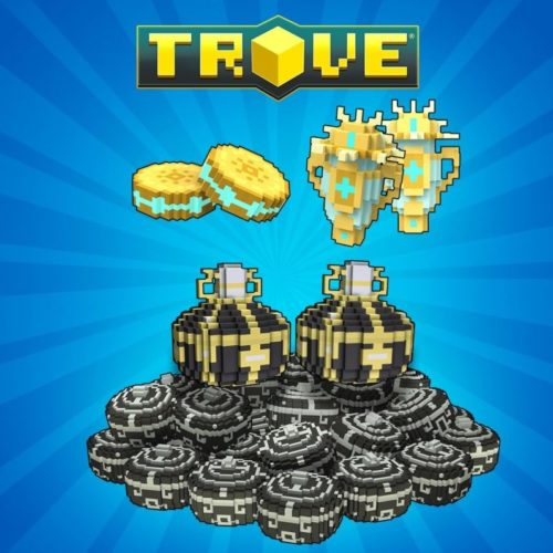 Fast Fortune Pack (Trove – PC/Mac)