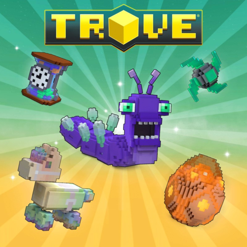 Geode Companion Pack 2 (Trove – PC/Mac)