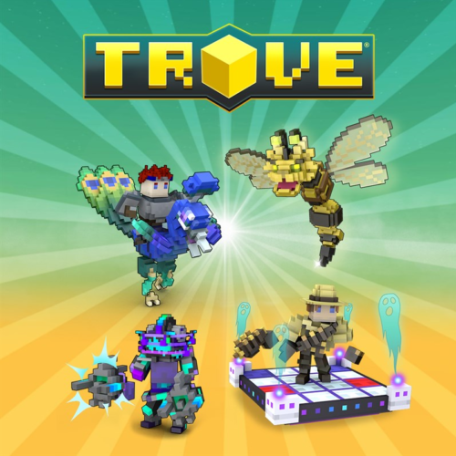 Hearty Party Pack 1 (Trove – PC/Mac)