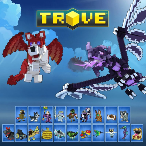 Mega Menagerie Pack (Trove – PC/Mac)