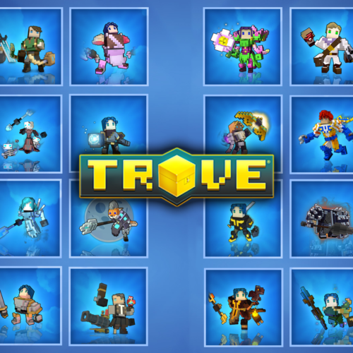 Sweet Sixteen Pack (Trove – PC/Mac)