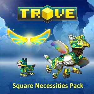 Square Necessities Pack (Trove – PC/Mac)