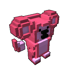 Pink Candy Bearbarian (Trove – PC/Mac)