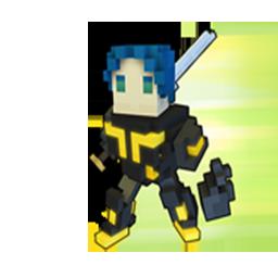 Unlock Neon Ninja (Trove – PC/Mac)
