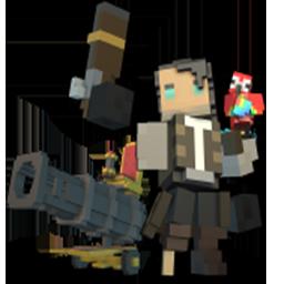 Unlock Pirate Captain (Trove – PC/Mac)