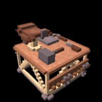 Adventurer's Crafting Bench (Trove – PC/Mac)