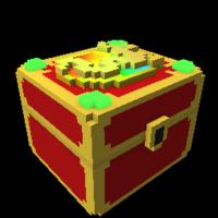 Adventurer's Neon Dragon Kami Box 300x (Trove – PC/Mac)