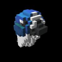 Blue Budgie Buddy (Trove – PC/Mac)