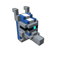 Blue Racing Robostrider (Trove – PC/Mac)