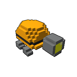 Carapaced Mining Drone (Trove – PC/Mac)