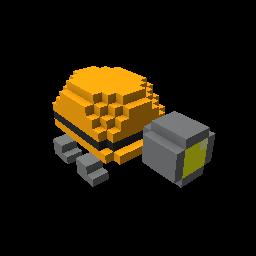 Carapaced Mining Drone (Trove – PC/Mac)