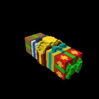 Colorful Gift Carousel (Trove – PC/Mac)