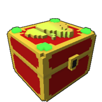 Cookiephant Adventurer's Chest 200x (Trove – PC/Mac)