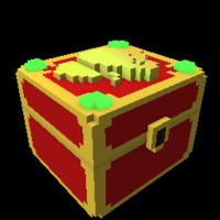 Cookiephant Adventurer's Chest 200x (Trove – PC/Mac)