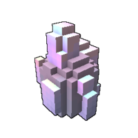 Crystallized Cloud 1000x (Trove – PC/Mac)
