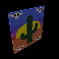 Desert Sunset Sail (Trove – PC/Mac)