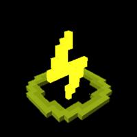 Energizing Rain Emblem (Trove – PC/Mac)