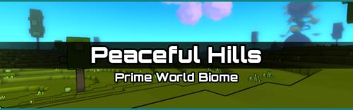 Farm Peaceful Hills (Trove – PC/Mac)
