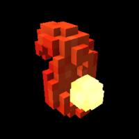 Fireheart Flower 100x (Trove – PC/Mac)