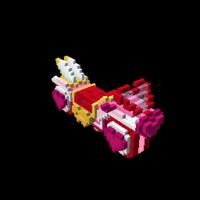 Fleeting Heartcycle (Trove – PC/Mac)