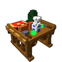 Forbidden Workbench (Trove – PC/Mac)