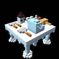 Frosty Workbench (Trove – PC/Mac)