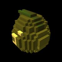 Golden Dragon Kami Egg
