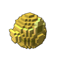 Golden Ice Dragon Egg