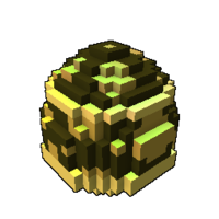 Golden Siege Dragon Egg