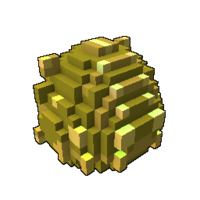 Golden Spinner Dragon Egg