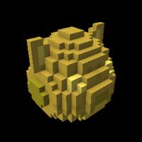 Golden Valiant Dragon Egg