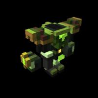 Green Dinoranger (Trove – PC/Mac)