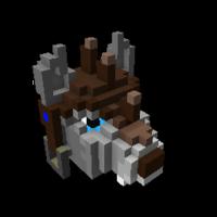 Grey War Wolf (Trove – PC/Mac)