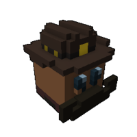 Gunslinger Qubesly (Trove – PC/Mac)