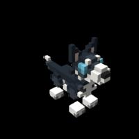 Husky Pup (Trove – PC/Mac)