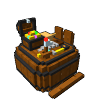Island Workbench (Trove – PC/Mac)