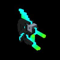 Neon Knightfish (Trove – PC/Mac)