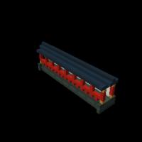 Palace Wall Segment (Trove – PC/Mac)