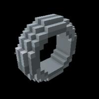 Plain Metal Ring 100x (Trove – PC/Mac)