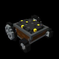 Powered Mini Minecart (Trove – PC/Mac)