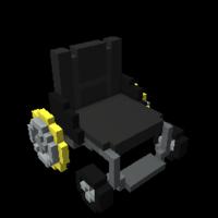 Powered Wheelchair (Trove – PC/Mac)