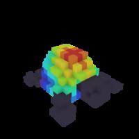 Rainbow-Shelled Turtleling (Trove – PC/Mac)