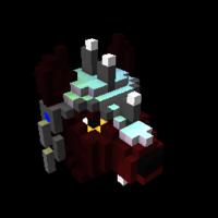 Red War Wolf (Trove – PC/Mac)