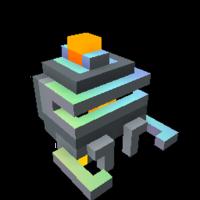 Salvaged Spiderbot (Trove – PC/Mac)