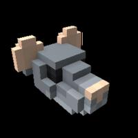 Silvercoat Rodontodon (Trove – PC/Mac)