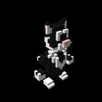 Tuxedo Cat (Trove – PC/Mac)