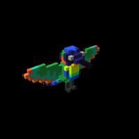 Viridescent Hummingbird (Trove – PC/Mac)