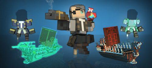 Block Beard's Pirate Pack (Trove – PC/Mac)